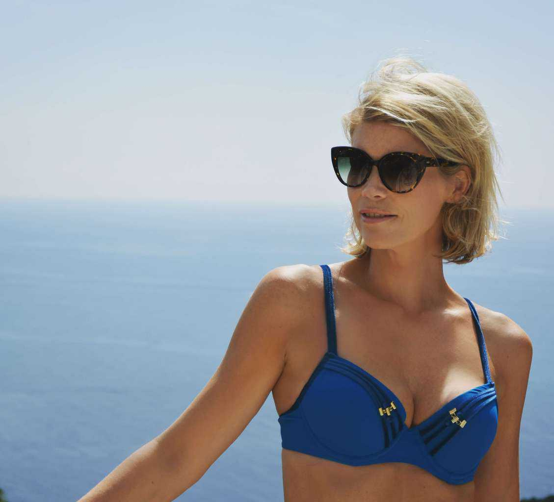 Stylish bikini by Marlies Dekkers